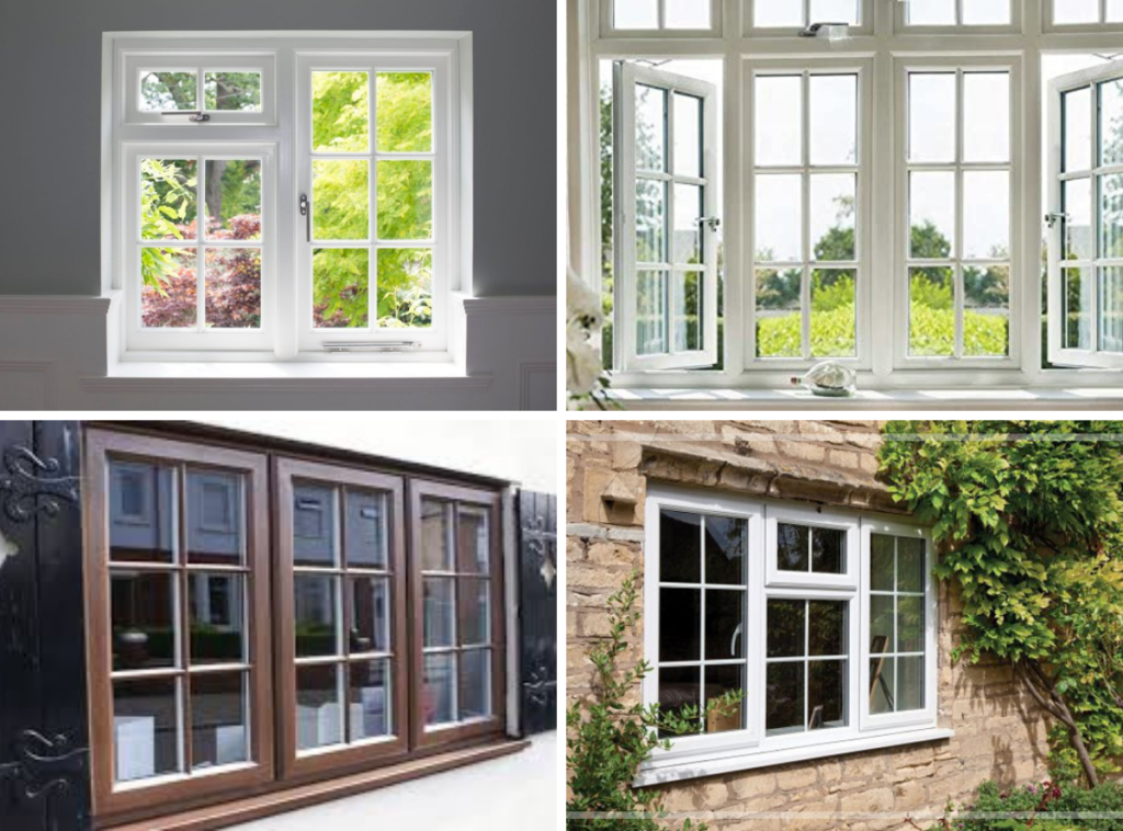 Window Styles; a guide to the most popular styles